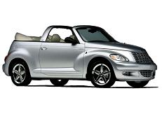 Chrysler PT Cruiser wheels and tires specs icon