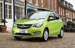 Vauxhall Viva wheels and tires specs icon