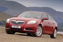 Vauxhall Insignia A Liftback