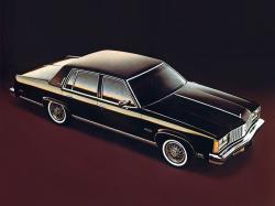 Oldsmobile 98 X C-platform Saloon