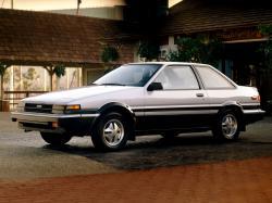Toyota Corolla V (E80) Coupe