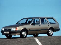 Opel Rekord E Estate