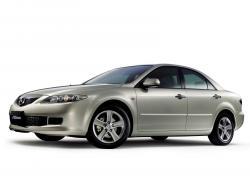 Mazda Atenza wheels and tires specs icon