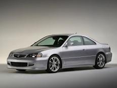 roues et icone de spécifications de pneus pour Acura CL Type-S