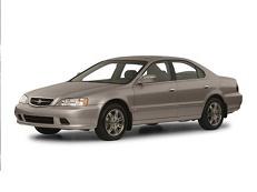 Acura TL Räder- und Reifenspezifikationensymbol
