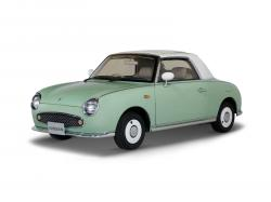 Nissan Figaro wheels and tires specs icon
