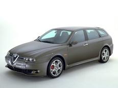 Icona per specifiche di ruote e pneumatici per Alfa Romeo 156