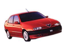 Icona per specifiche di ruote e pneumatici per Alfa Romeo 146