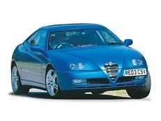 阿尔法·罗密欧 GTV 輪轂和輪胎參數icon