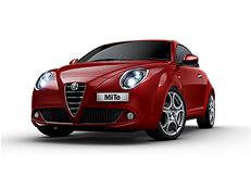 阿尔法·罗密欧 MiTo 輪轂和輪胎參數icon