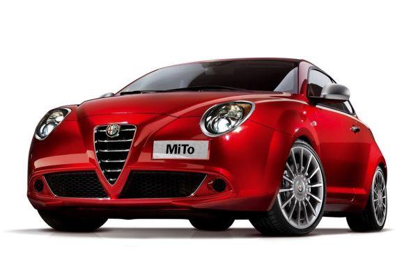 ícone de especificações de roda e pneus de Alfa Romeo MiTo