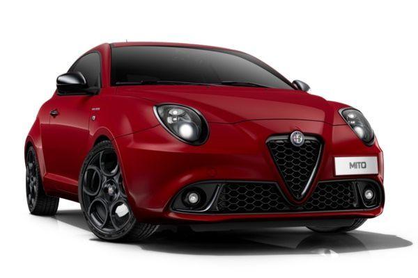 Alfa Romeo MiTo 955 Facelift Hatchback
