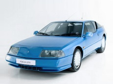 Alpine GTA 輪轂和輪胎參數icon