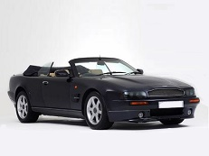 阿斯顿马丁 V8 Virage 輪轂和輪胎參數icon