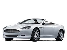 roues et icone de spécifications de pneus pour Aston Martin DBS