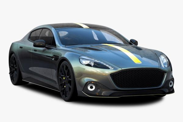 ícone de especificações de roda e pneus de Aston Martin Rapide AMR