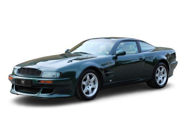 Icona per specifiche di ruote e pneumatici per Aston Martin V8