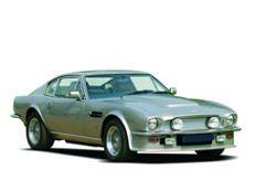 roues et icone de spécifications de pneus pour Aston Martin V8 Vantage