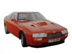 Aston Martin V8 Zagato MP Coupe