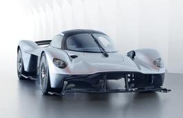 Icona per specifiche di ruote e pneumatici per Aston Martin Valkyrie