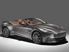 Aston Martin Vanquish wheels and tires specs icon