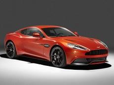 Aston Martin Vanquish VH Coupe