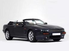 Aston Martin Virage MP Volante