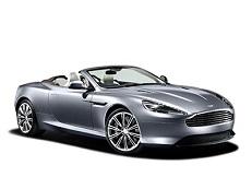 Aston Martin Virage VH Convertible