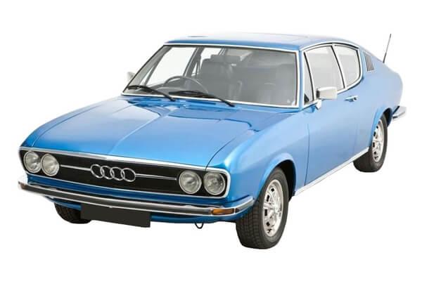 Audi 100 C1 Coupe