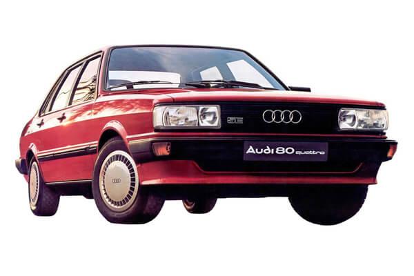 Audi 5+5 B2 Saloon