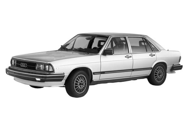 Icona per specifiche di ruote e pneumatici per Audi 5000