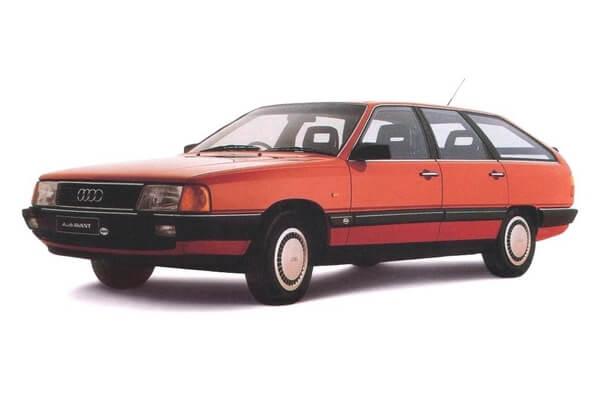 Audi 5000 C3 Estate