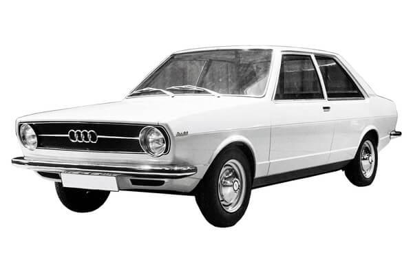 Audi 80 B1 Berline