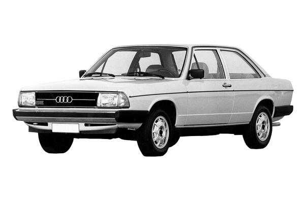 Audi 80 B1 Facelift Berline