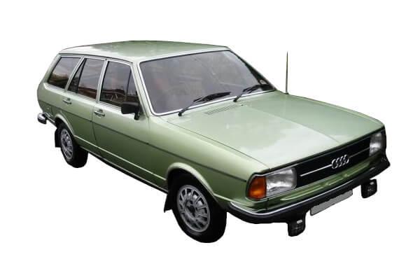 Audi 80 B1 Facelift Estate