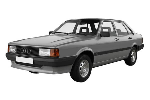 roues et icone de spécifications de pneus pour Audi 80
