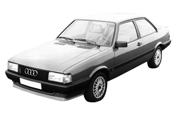 Audi 80 B2 Facelift Coupe