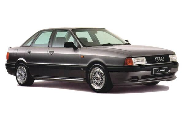 ícone de especificações de roda e pneus de Audi 80