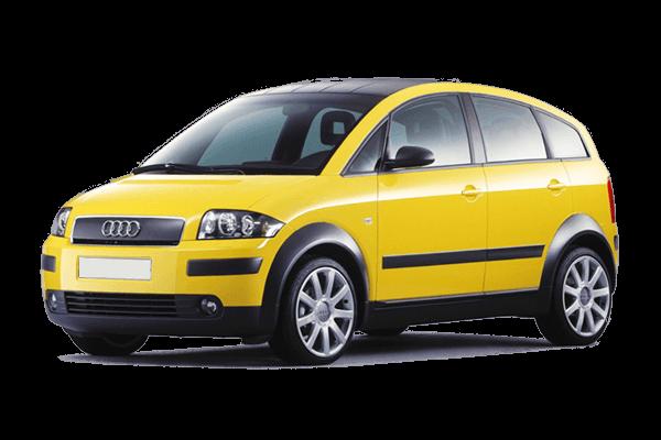 Audi A2 Räder- und Reifenspezifikationensymbol