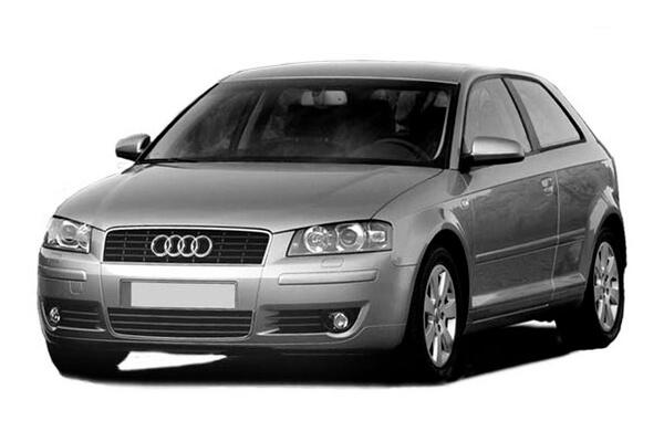 Audi A3 8P (8P1) Hatchback