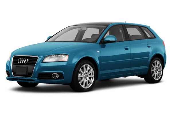 Audi A3 8P Facelift (8PA) Hatchback