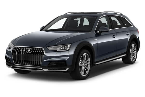 Audi A4 Allroad B9 (8WH) Estate