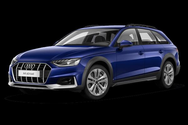 Audi A4 Allroad B9 Facelift (8WH) Estate
