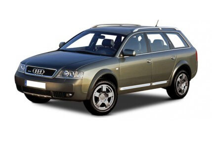 ícone de especificações de roda e pneus de Audi A6 Allroad