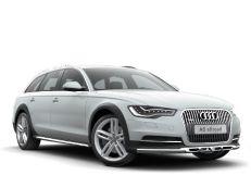 roues et icone de spécifications de pneus pour Audi A6 Allroad