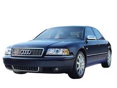 Audi A8 Räder- und Reifenspezifikationensymbol