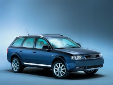 Audi Allroad C5 Avant