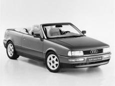 Icona per specifiche di ruote e pneumatici per Audi Cabriolet