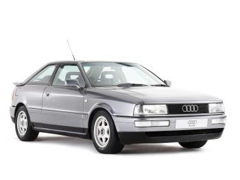 roues et icone de spécifications de pneus pour Audi Coupe