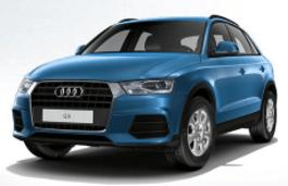 Audi Q3 8U Facelift SUV